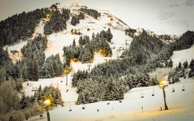 Skiing : Alyeska Ski Resort, Alaska