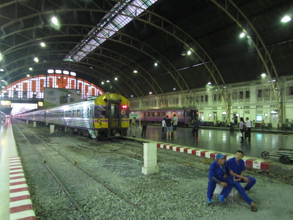 Hua Lamphong Station, Bangkok