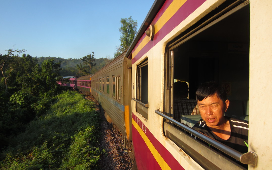 Chiang Mai by Train : Thailand