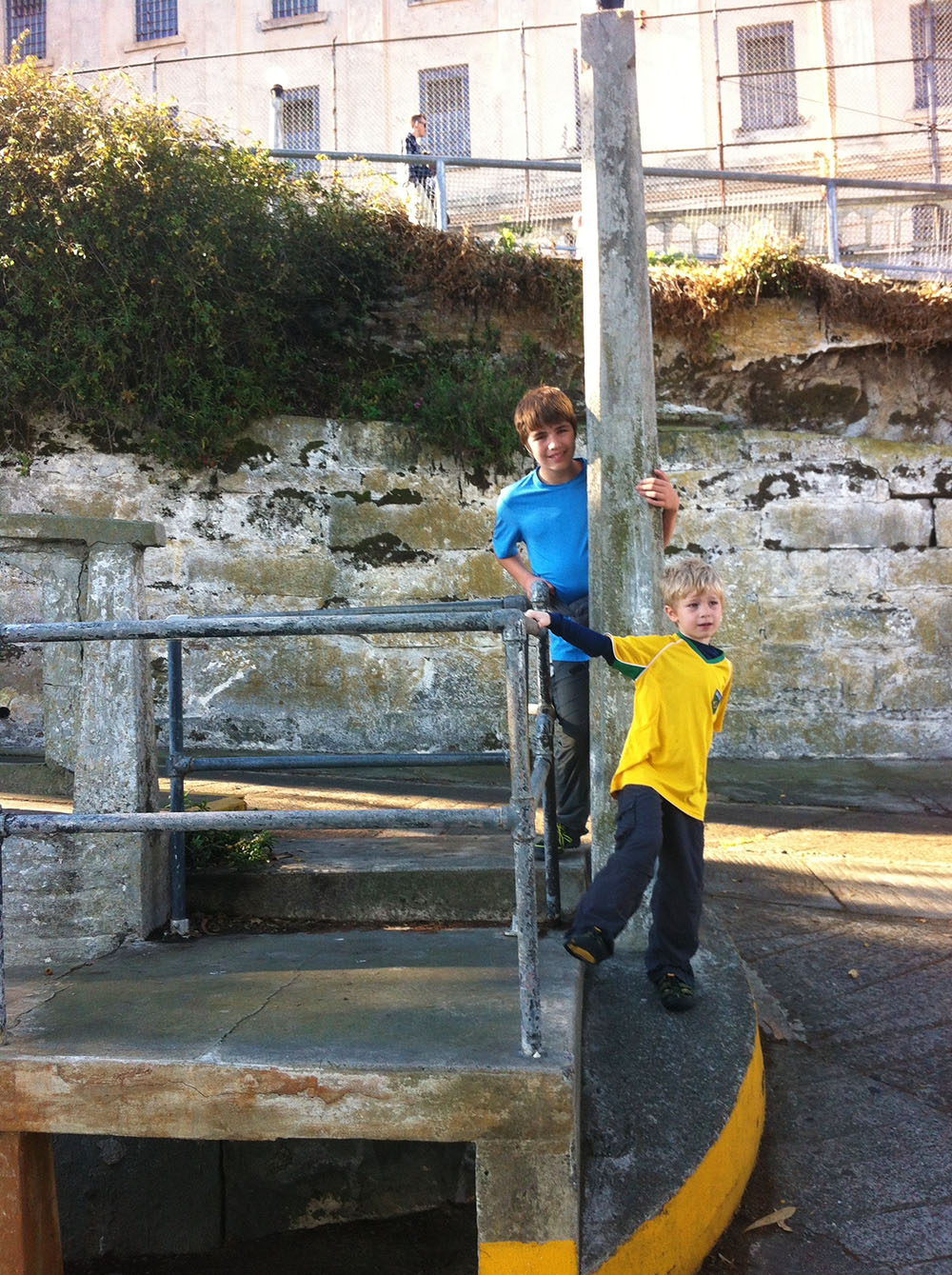 Sawyer and Zach 3