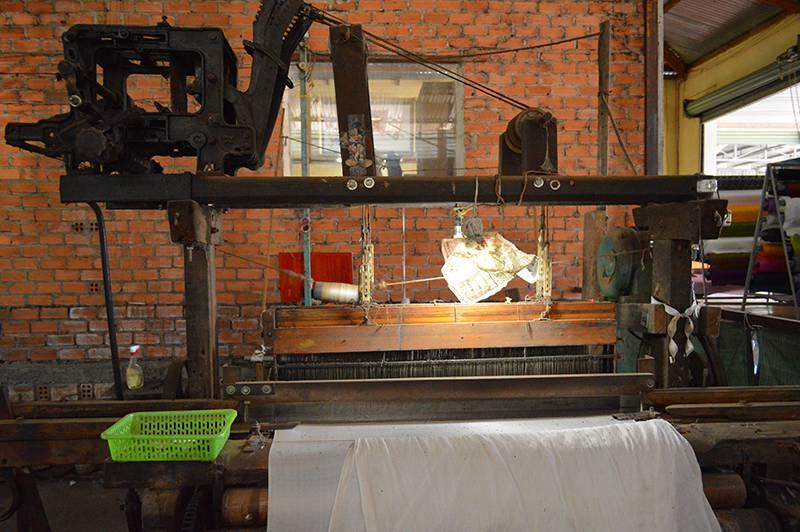 Silk Factory : Dalat, Vietnam