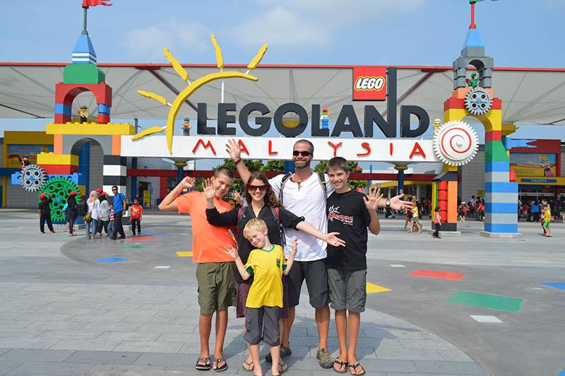 Visiting Legoland Malaysia & Singapore