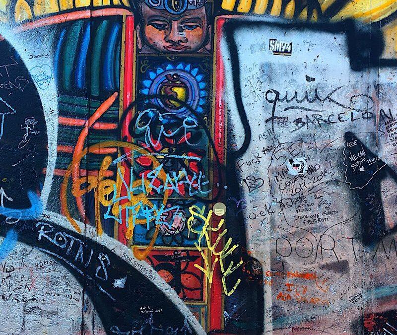 East Side Gallery : Berlin, Germany